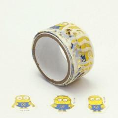 Japan Minions Peripetta Roll Sticker - Gold Foil