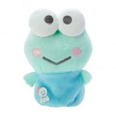 Sanrio Finger Puppet Plush - Kerokerokeroppi