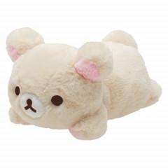 San-X Rilakkuma Fluffy Plush - Korilakkuma