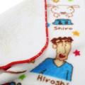 Japan Crayon Shin-chan Handkerchief Wash Towel - 2