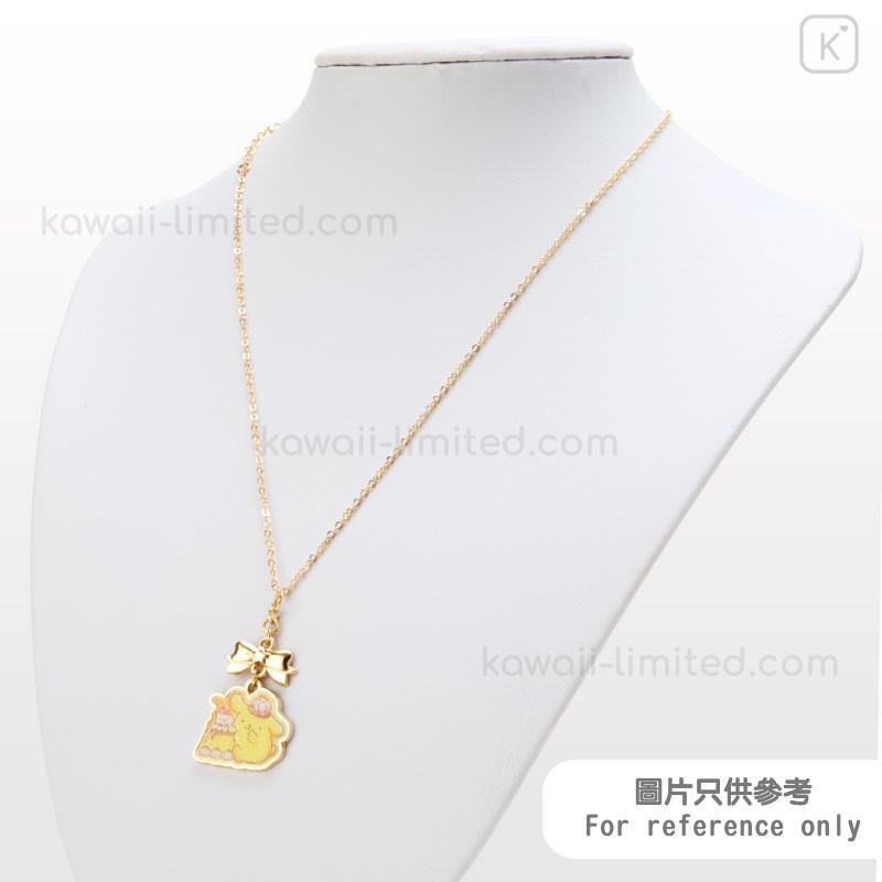 Pompompurin necklace