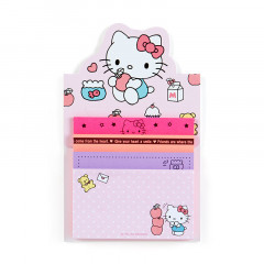 Japan Sanrio Sticky Notes with Stand - Hello Kitty