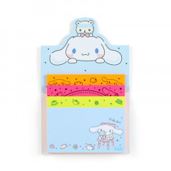 Japan Sanrio Sticky Notes with Stand - Cinnamoroll