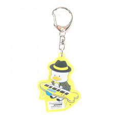 Japan Sanrio Acrylic Charm Key Chain - Ahirunopekkle
