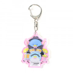 Japan Sanrio Acrylic Charm Key Chain - Tuxedosam