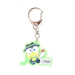 Japan Sanrio Acrylic Charm Key Chain - Kerokerokeroppi