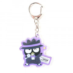 Japan Sanrio Acrylic Charm Key Chain - Bad Badtz-Maru