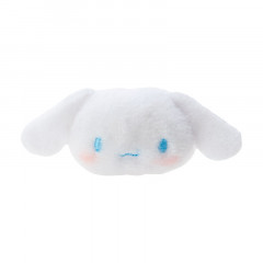 Japan Sanrio Mini Plush Hair Clip - Cinnamoroll