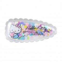 Sanrio Glitter Hair Clip - Hello Kitty