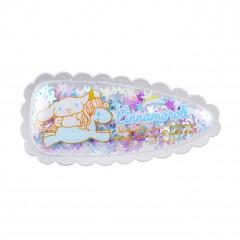 Sanrio Glitter Hair Clip - Cinnamoroll