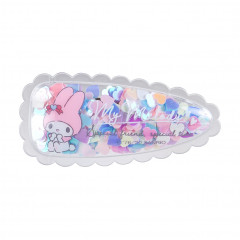 Sanrio Glitter Hair Clip - My Melody