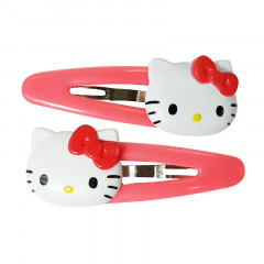 Sanrio Mini Mascot Hair Clip - Hello Kitty