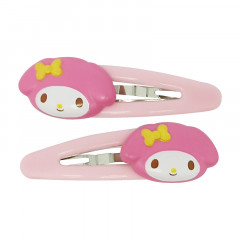 Sanrio Mini Mascot Hair Clip - My Melody