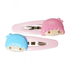 Sanrio Mini Mascot Hair Clip - Little Twin Stars