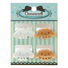 Japan Sanrio Mini Hair Clip - Cinnamoroll