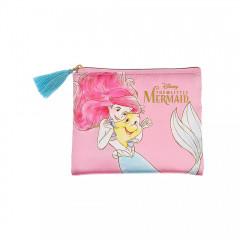 Japan Disney Pouch - Ariel & Flander