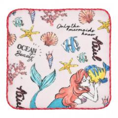 Japan Disney Handkerchief Wash Towel - Rapunzel