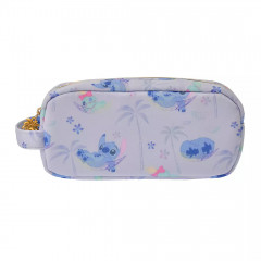 Japan Disney Pouch Makeup Bag Pencil Case - Stitch