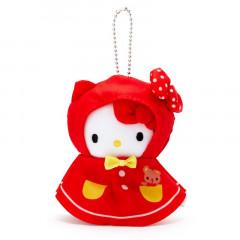 Japan Sanrio Teru Teru Bozu Plush - Hello Kitty