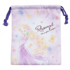 Japan Disney Drawstring Bag - Rapunzel