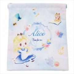 Japan Disney Drawstring Bag - Alice in the Wonderland