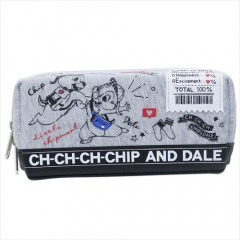Japan Disney Pouch (M) - Chip & Dale / Fashion
