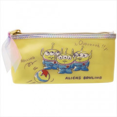 Japan Disney Pouch (M) - Toy Story Aliens