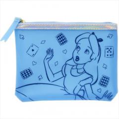 Japan Disney Pouch (M) - Alice Blue