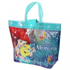 Japan Disney Tote Bag - Little Mermaid Ariel