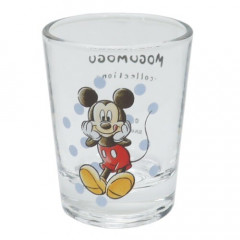 Japan Disney Mini Glass Cup - Mickey Mouse