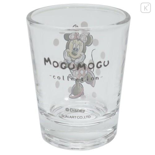 Japan Disney Mini Glass Cup - Minnie Mouse - 4