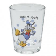 Japan Disney Mini Glass Cup - Donald Duck