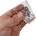 Japan Disney Mini Glass Cup - Donald Duck - 3