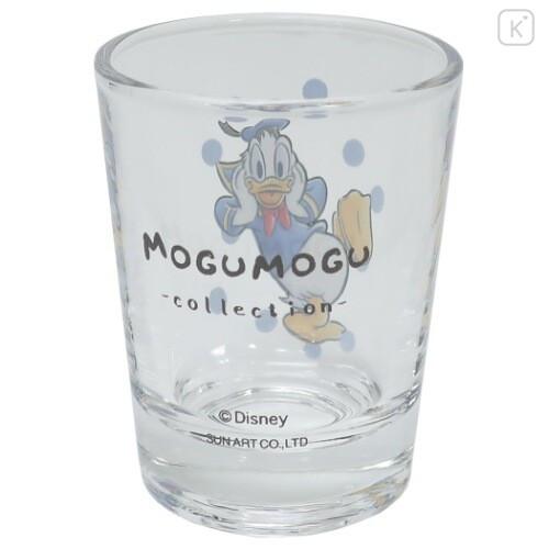 Japan Disney Mini Glass Cup - Donald Duck - 4