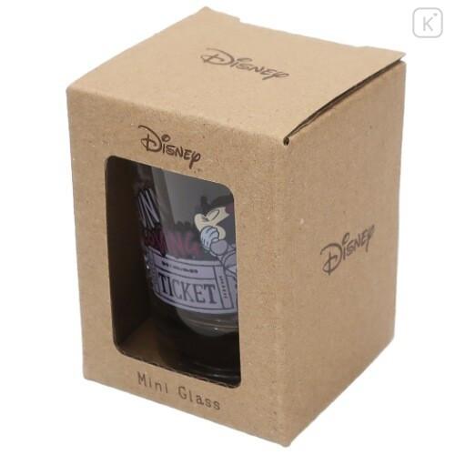Japan Disney Mini Glass Cup - Minnie Mouse - 5