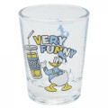 Japan Disney Mini Glass Cup - Donald Duck - 1