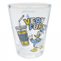 Japan Disney Mini Glass Cup - Donald Duck - 2