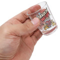 Japan Disney Mini Glass Cup - Chip & Dale - 3
