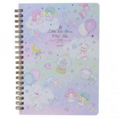 Sanrio Mini Twin Ring Notebook - Little Twin Stars