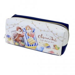 Japan Disney Pencil Case (M) - Chip & Dale