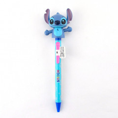 Japan Disney Big Moving Hands Ball Pen - Stitch