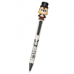 Japan Disney Ball Pen - Chip Bow Mini Hotel