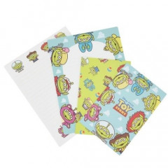 Japan Disney Letter Envelope Set - Toy Story Little Green Men Alien Cosplay
