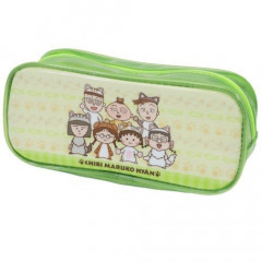 Japan Pencil Case (M) - Chibi Maruko-chan & Friends