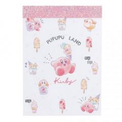 Japan Nintendo B8 Mini Notepad - Kirby Ice Cream