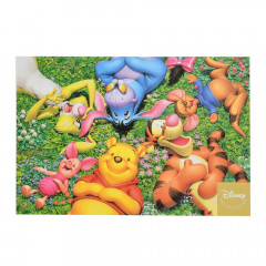 Japan Disney Postcard - Winnie the Pooh & Friends