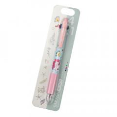 Japan Disney Sarasa Multi 4+1 Gel Pen & Mechanical Pencil - Little Mermaid Ariel