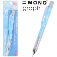 Japan Sanrio Tombow Mono Graph Shaker Mechanical Pencil - Cinnamoroll
