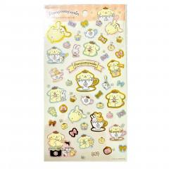 Japan Sanrio Sticker - Pompompurin