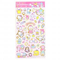 Japan Sanrio Sticker - Sanrio Family